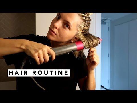 MY HAIR STYLING ROUTINE + HAUL | Estée Lalonde