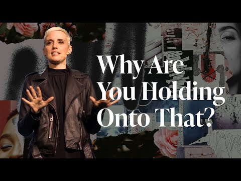 Why Are You Holding Onto That?  April Carter  Hope City
