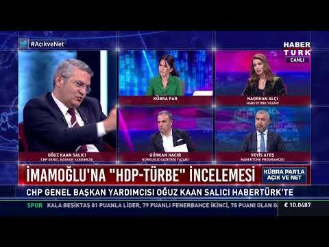 Açık ve Net'te CHP'li Oğuz Kaan Salıcı soruları yanıtlıyor… #YAYINDA