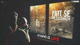 PUBG MOBILE LIVE WITH DYNAMO | HYDRA SQUAD CHICKEN DINNER HUNTING | SUBSCRIBE ^_^