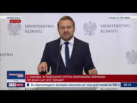 """""""W Warszawie system gospodarki odpadami jest zwijany. Jesteśmy w przededniu afery śmieciowej"""""""