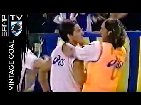 Vintage Goal: Luiso vs Cagliari