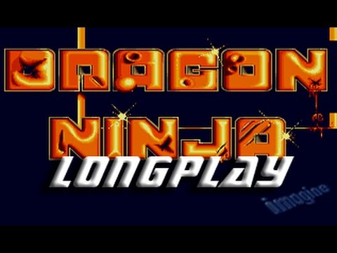 Dragon Ninja (Commodore Amiga) Longplay