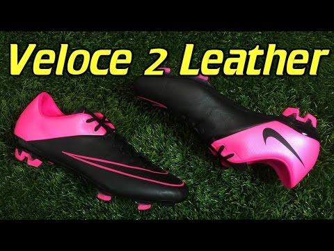 Leather Nike Mercurial Veloce 2 (Tech Craft Pack) - Review + On Feet - UCUU3lMXc6iDrQw4eZen8COQ