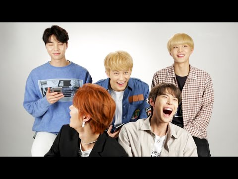 "NCT 127 Takes BuzzFeed's ""Which NCT 127 Member Are You?"" Quiz"