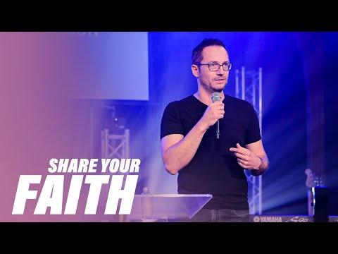 Sharing Your Faith // Roman Sheremeta