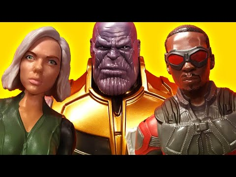 We Hope Infinity War is Better Than These Avengers Toys - Up At Noon Live! - UCKy1dAqELo0zrOtPkf0eTMw