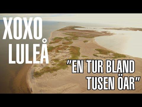 XOXO LULEÅ: En tur bland tusen öar
