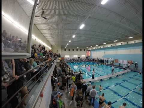 State Swimming Timelapse