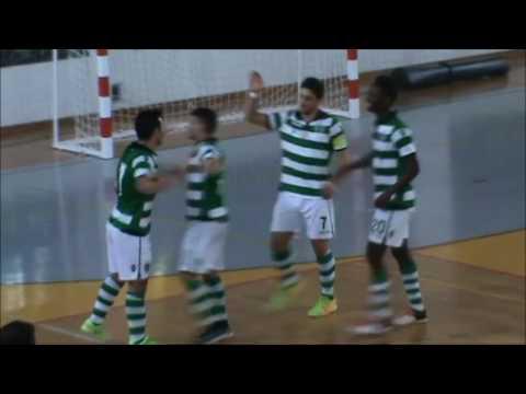 16/17 Golos Jornada 9 - Campeonato Nacional Sub20 - Quinta dos Lombos 0 vs SCP 3