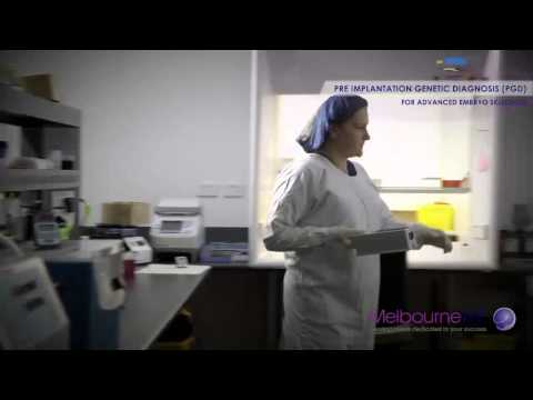 Embryo Screening (PGD) at Melbourne IVF