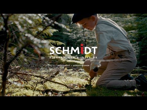 Schmidt Kjøkken I Bærekraft i Generasjoner