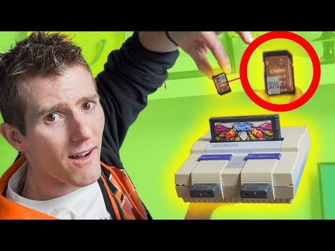 SUPERCHARGE Your Super Nintendo! - UCXuqSBlHAE6Xw-yeJA0Tunw