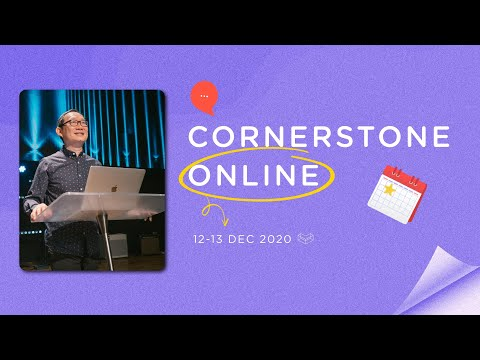 12-13 Dec 2020  #365Thoughts from November  Ps. Lip  Cornerstone Community Church  CSCC Online