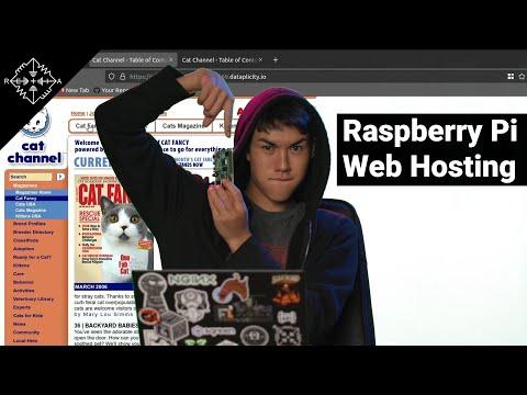 HakByte: Learn Web Hosting on Your Raspberry Pi with Dataplicity