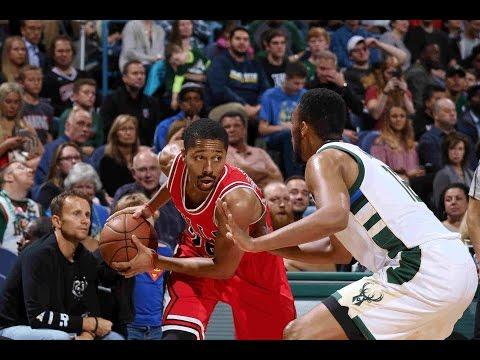 Bulls 37-7 4th Quarter Run Completes Comeback vs. Bucks