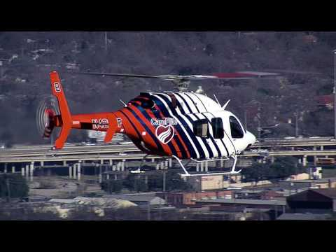 CareFlite Flight Nurses on Saving Lives and Flying in the Bell 429