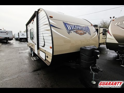 2016 Forest River Wildwood T201 BHXL Travel Trailer • Guaranty.com