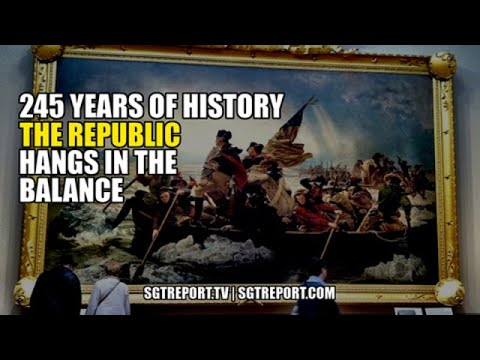 COUP: THE REPUBLIC HANGS IN THE BALANCE -- DR. DAVE JANDA
