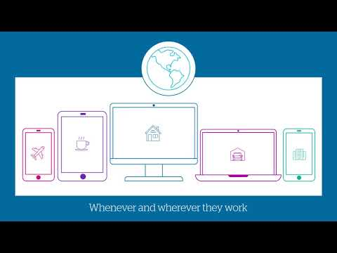 Atos Workplace Mobility: Reduce Cost & Complexity
