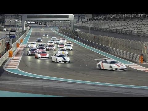 GT3 Cup Challenge - Middle East: Season 9, Round 4, Race 1 at Dubai Autodrome