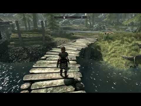 Skyrim   Chat With Courtney