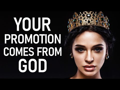 Your PROMOTION Comes from God - Morning Prayer
