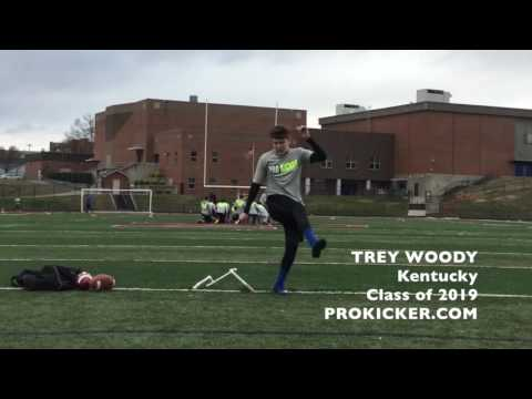 Trey Woody, Prokicker.com Kicker, Class of 2019, Kentucky