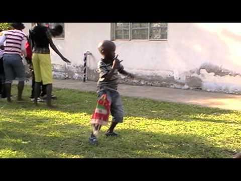 Ariba Charity - Building Futures through Dance!
