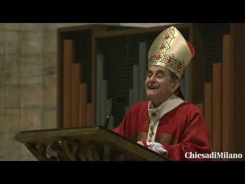 3 giugno 21 Duomo di Milano: omelia di mons. Delpini nel corso della celebrazione del Corpus Domini