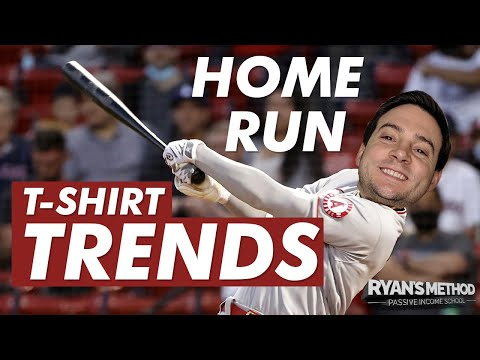 How to Find ⚾HOME RUN T-Shirt Trends