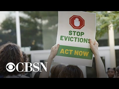 Lawmakers call on congressional colleagues to extend eviction moratorium