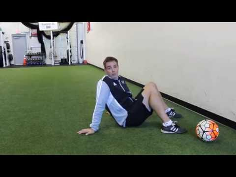 Soccer Speed Secrets Single Leg Glute Bridge
