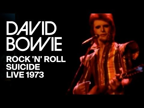 David Bowie – Rock 'n New Music Video