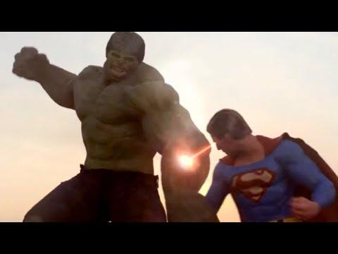 Superman vs Hulk - The Fight (Part 2) - UCTEZttJ8uzCo_dBloEjuOSw