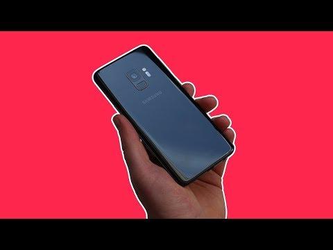 Samsung Galaxy S9 im Test
