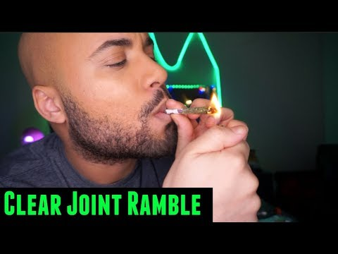 Clear Joint Ramble // Cyclone Papers Clear Grape Rolling Papers