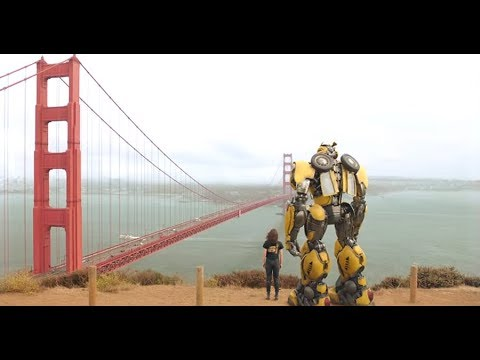 Bumblebee - Trailer final espan?ol (HD)
