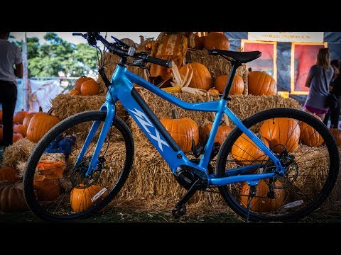 Using Ebikes to Pick Pumpkins