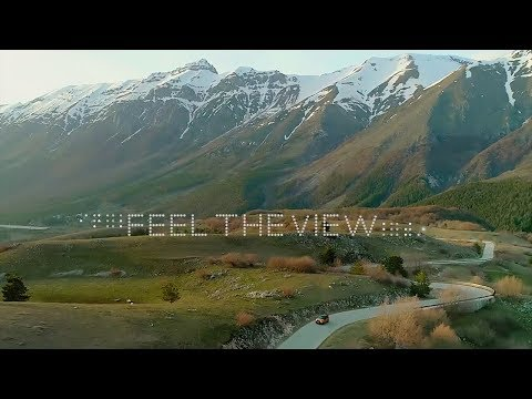 Ford presents Feel the View