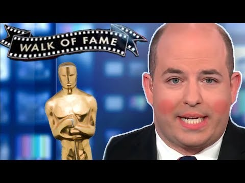 Brian Stelter is a Star! 😂