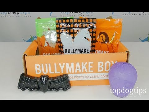 October 2019 Bullymake Box Unboxing
