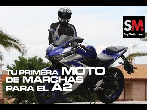 Carnet A2: tu primera moto de marchas