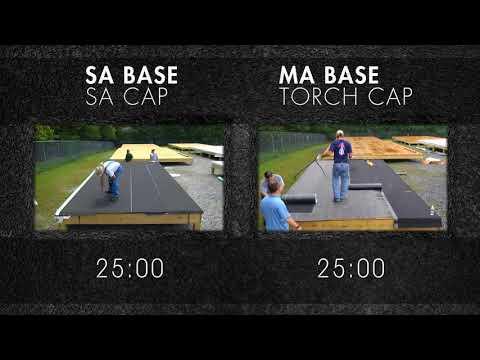 SA Base SA Cap vs MA Base Torch Cap HD