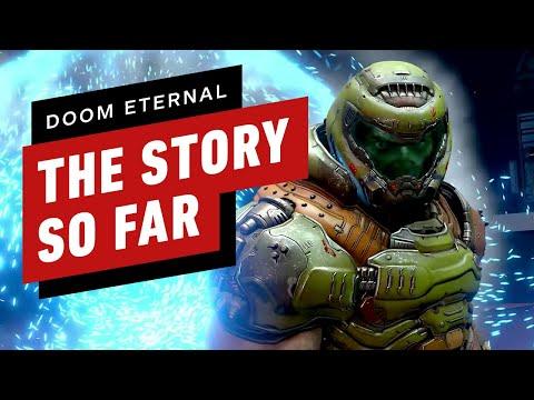 DOOM Eternal: The Story So Far - UCKy1dAqELo0zrOtPkf0eTMw