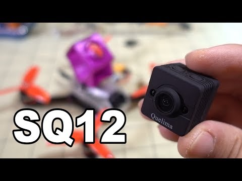 SQ12 Micro Drone HD Camera Review  - UCnJyFn_66GMfAbz1AW9MqbQ