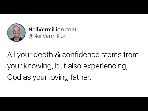 Your Loving Father - Daily Prophetic Word