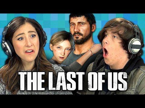 THE LAST OF US: PART 1 (Teens React: Gaming) - UCHEf6T_gVq4tlW5i91ESiWg