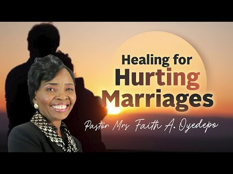 Healing for Hurting Marriages