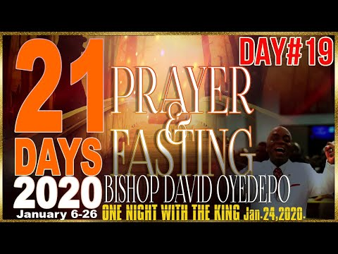 Bishop yedepo  21 Days 2020[Day19]T WORD-O N W T K